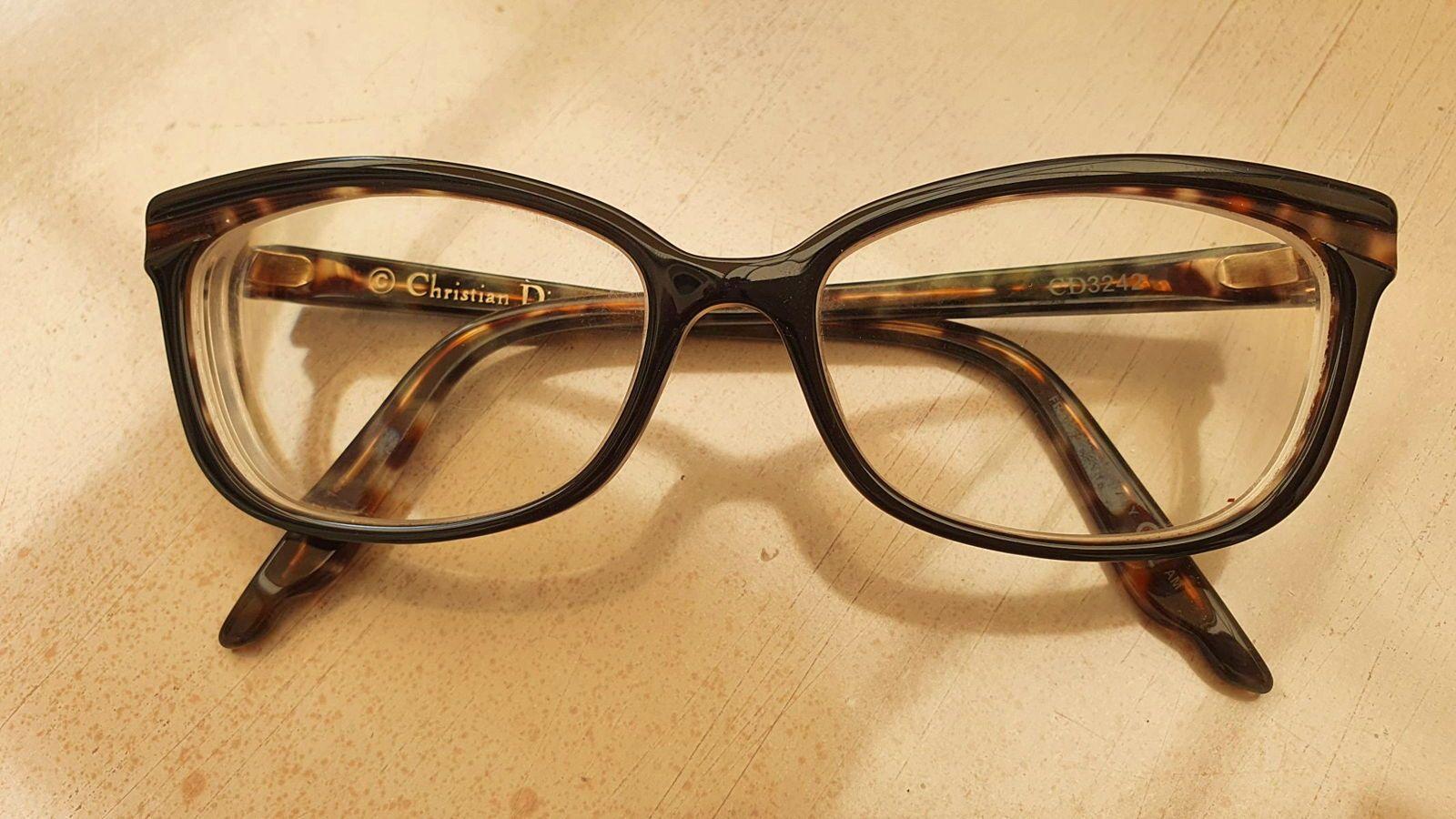Monture de lunettes dior