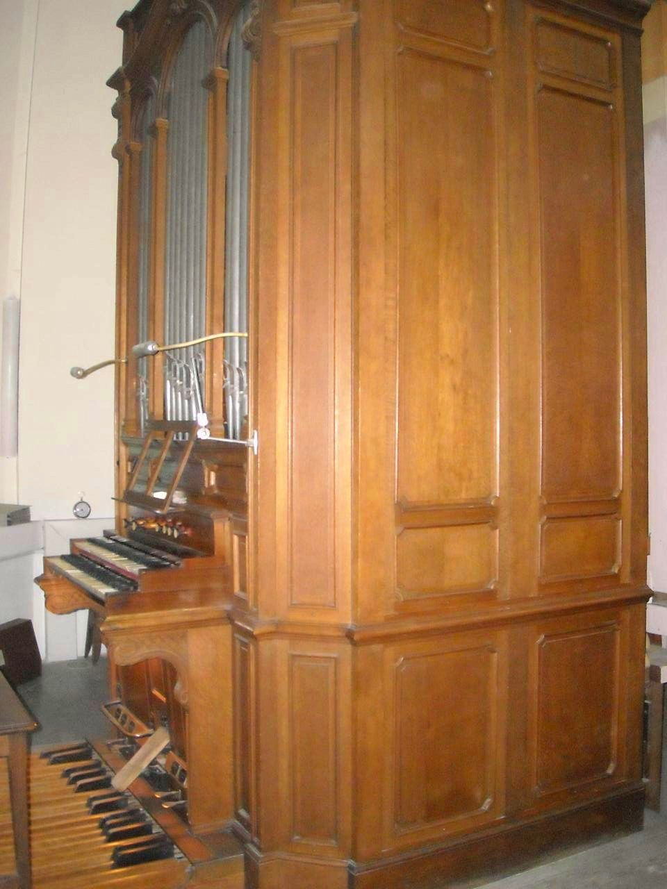 Orgue de salon Mutin 9 jeux