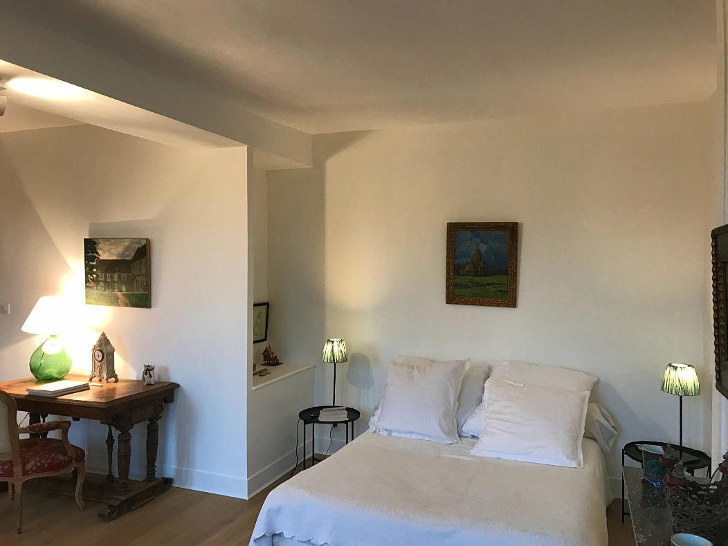 Loue Petite maison de charme à la campagne à 1h de Paris - 2couchages