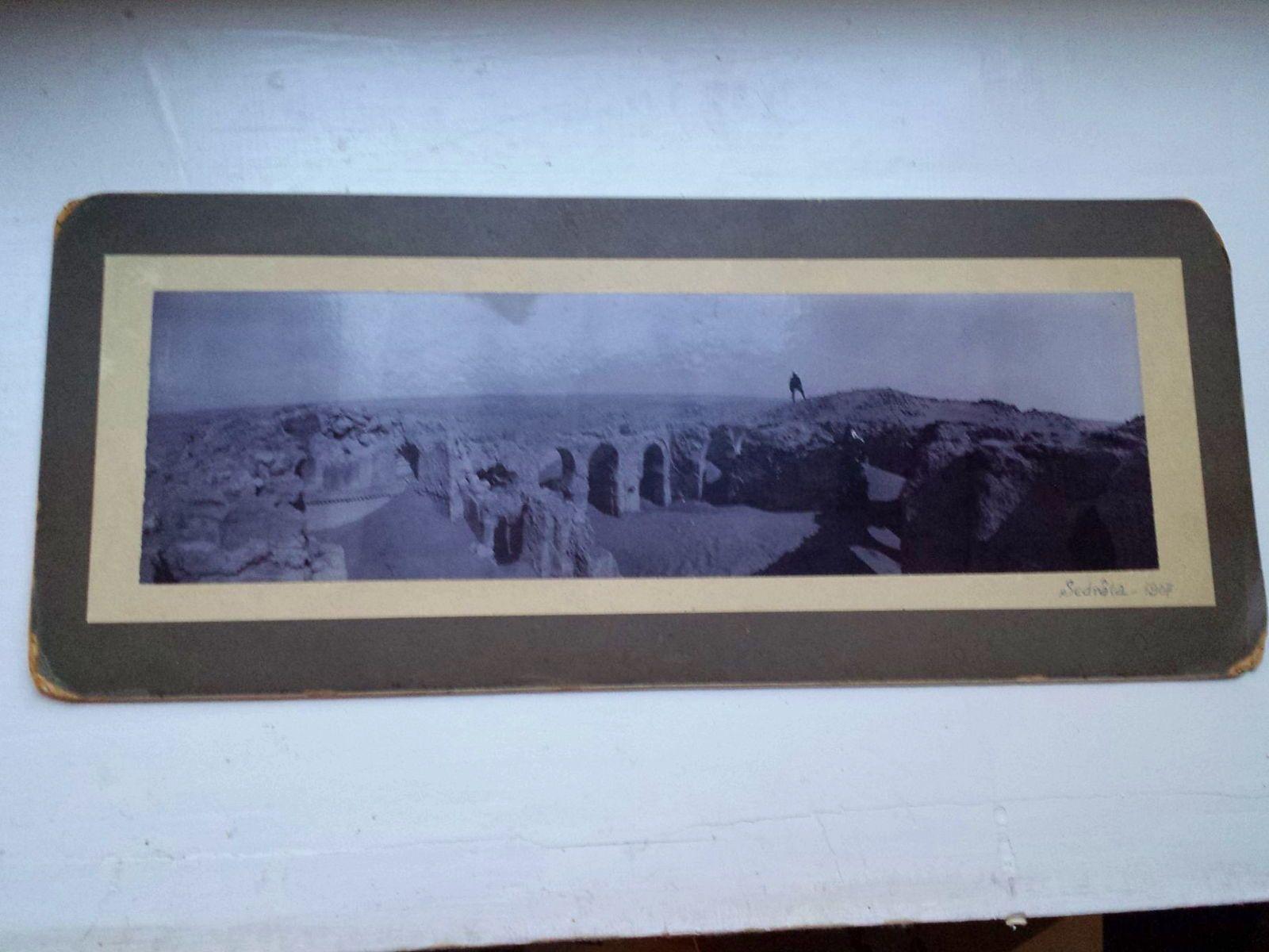 Photo ancienne Felix Dubois 1907SAHARA region Ouargla