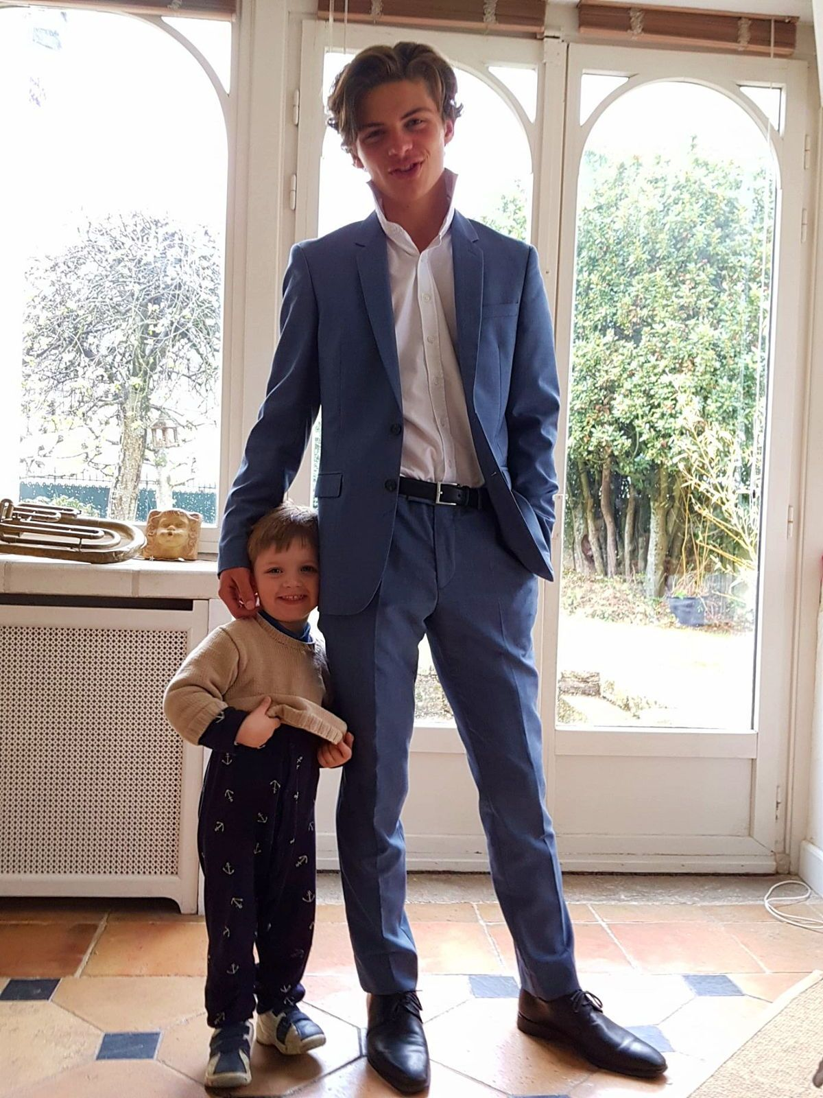 JH propose babysitting pendant les vacances scolaires - Nantes (44)