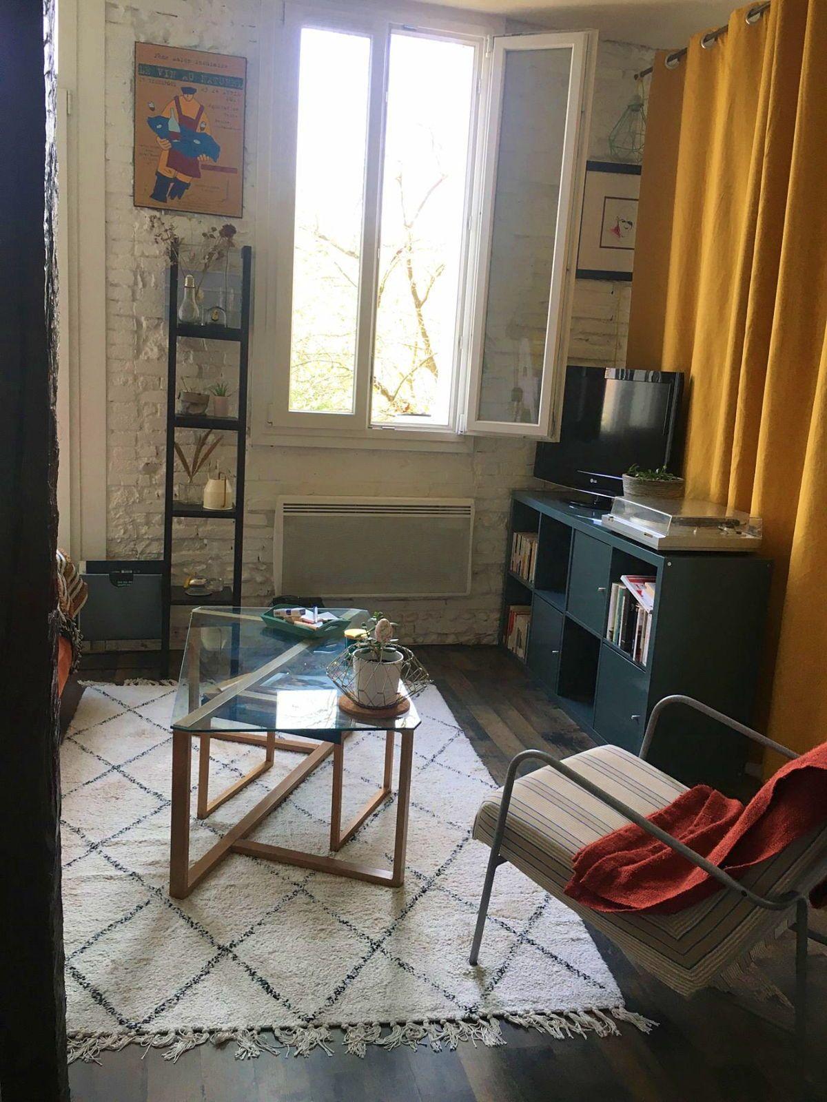 Loue 35m², 1chambre Quartier patte d'oie à Toulouse (31)