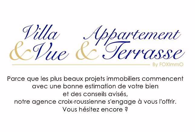 Service d'évaluation immobilière sur Croix-Rousse et Val de Saône