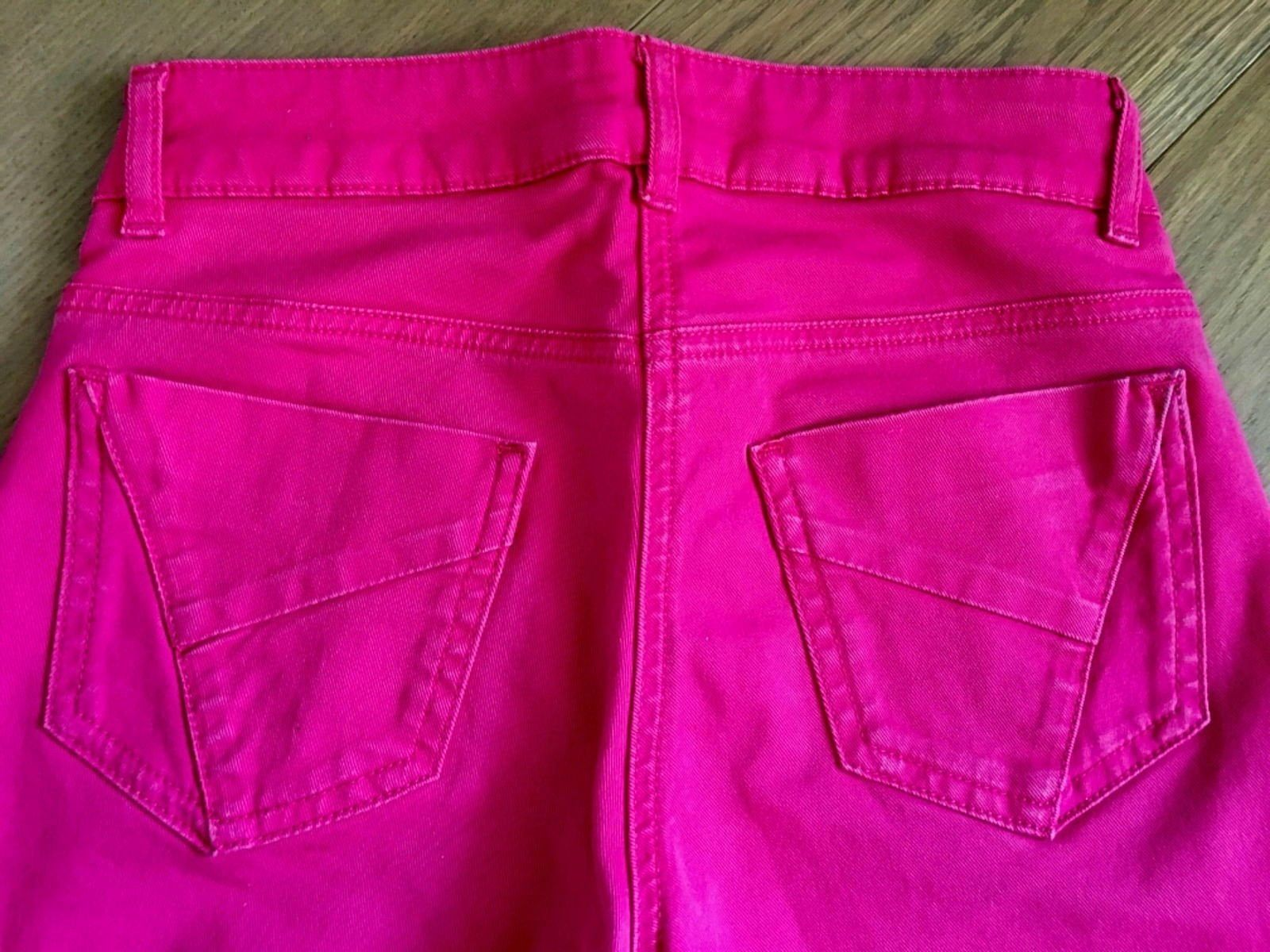 Jean stretch taille basse rose Kookai Taille 34