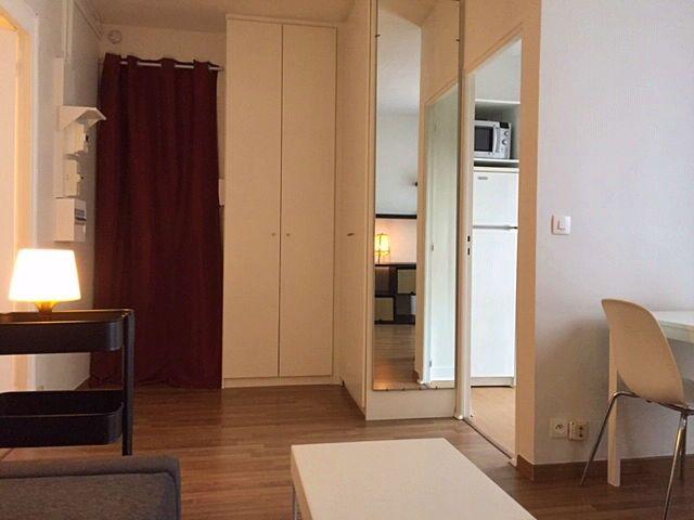 Loue charmant studio meublé Boulogne-Billancourt - 26m²
