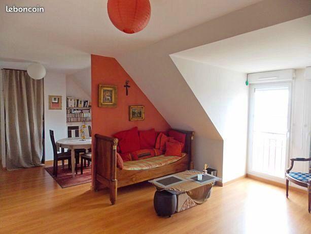 Vends appartement de rapport - 1chambre, 49m²