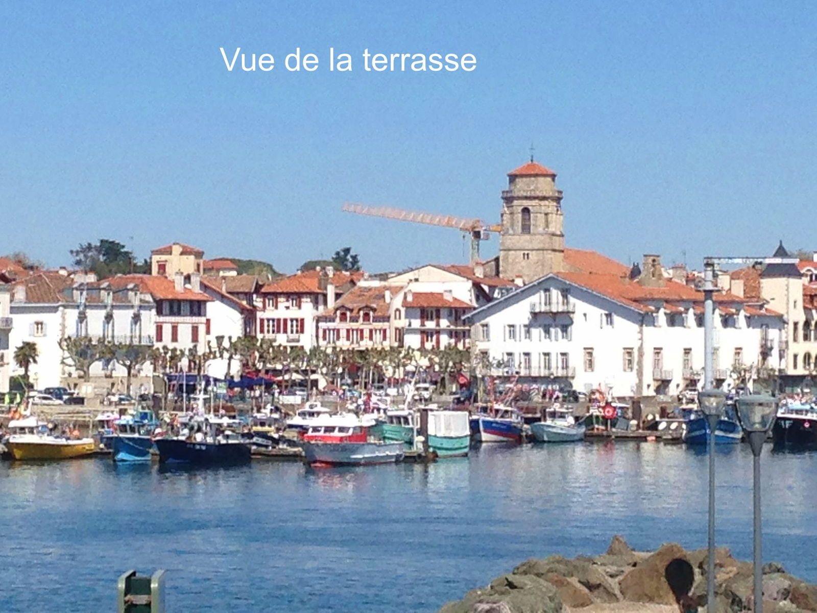 Vends appartement 185m² vue port de Saint Jean de Luz