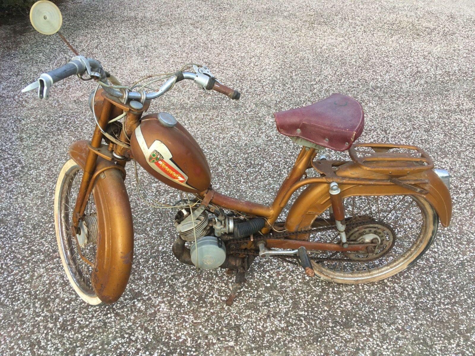Vends Cyclomoteur Terrot VL2de 1960- 5000km