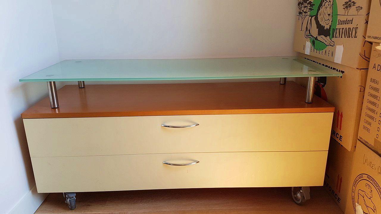 Vends meuble de rangement salon / chambre