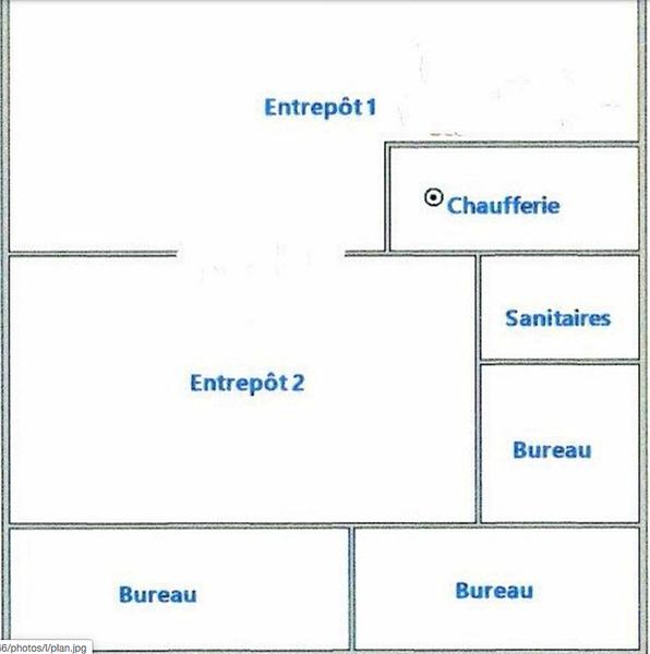 Vends Entrepôt 330m² à Le Lude (bureaux + entrepôt)