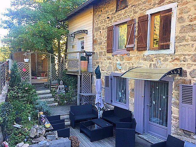 Vends 15minutes d'Ambert maison très confortable et moderne 270m² 6chambres
