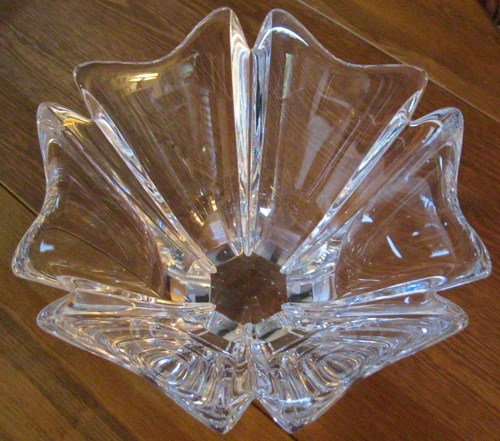 Vends jolie coupe en cristal