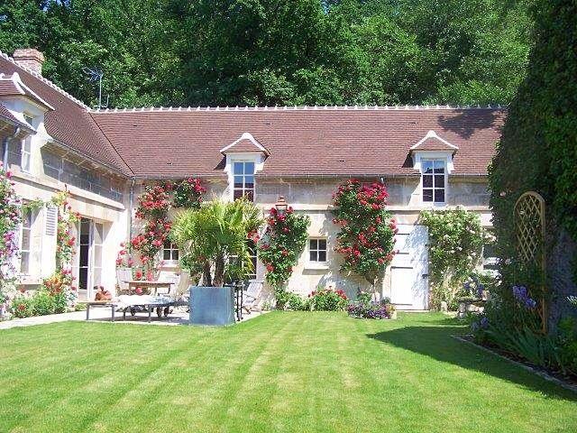 Vends maison 270m² restaurée 9pièces 5chambres - Senlis (60)