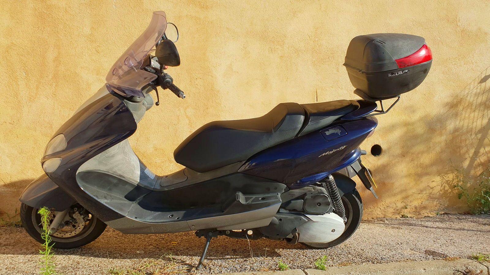 Vends Scooter Majesty 125skylinner, 20062ème main.14000kms