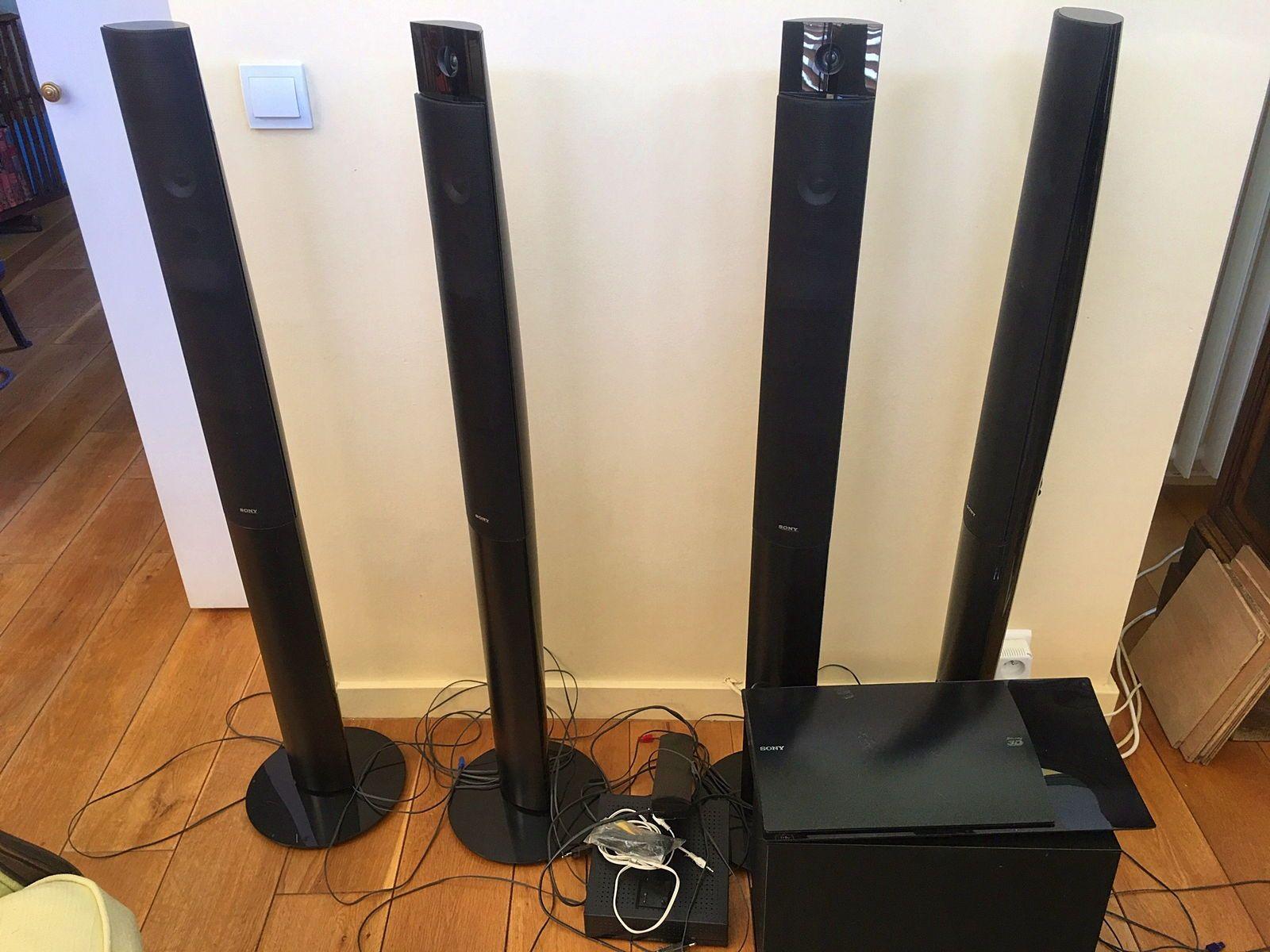 Vends sound system sony 5.1, home cinema