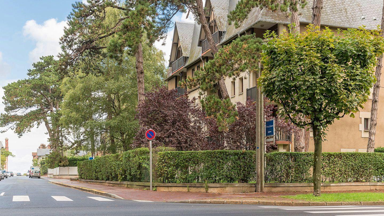 Vends studio de 24m² en Résidence Hôtelière à DEAUVILLE