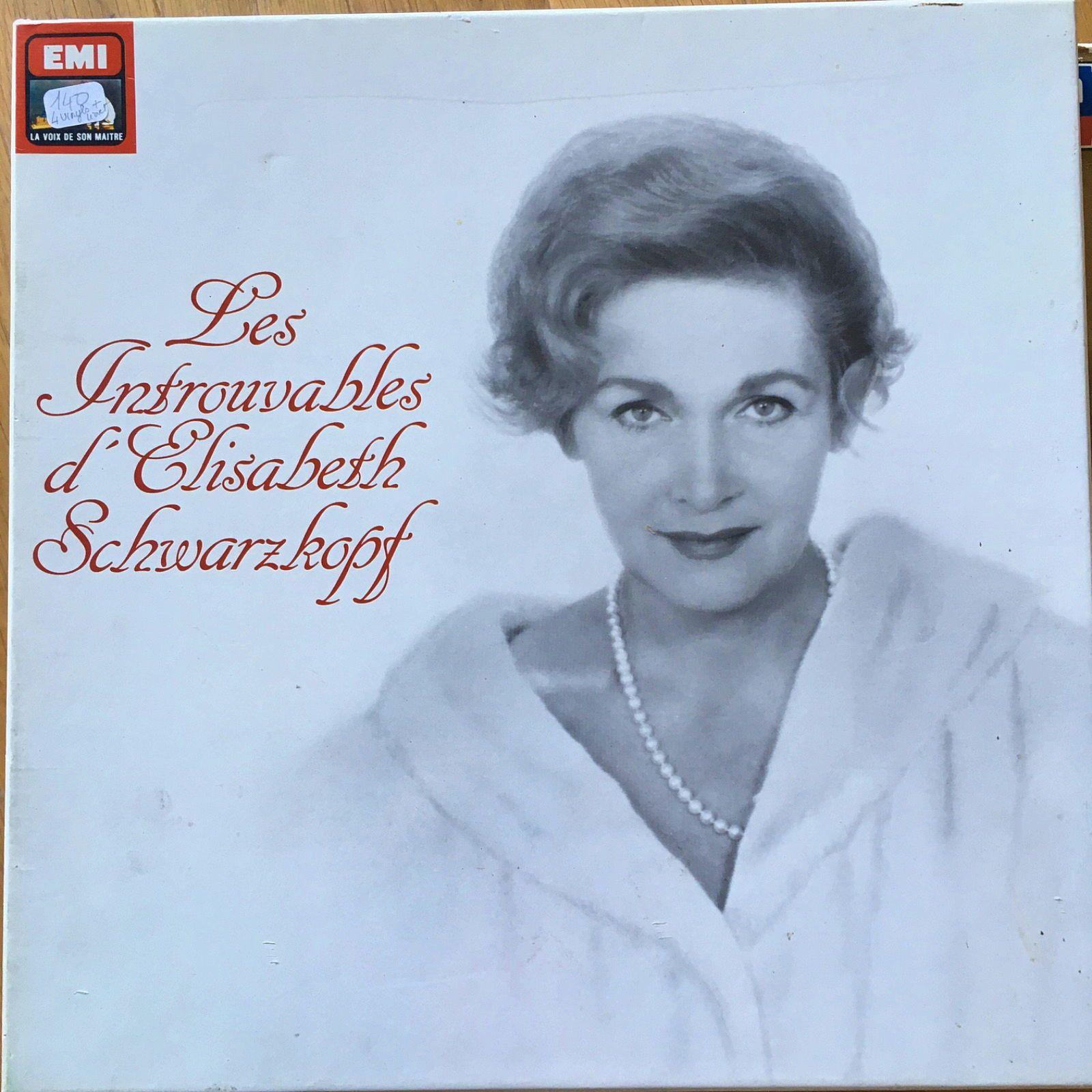 Vends vinyles musique classique