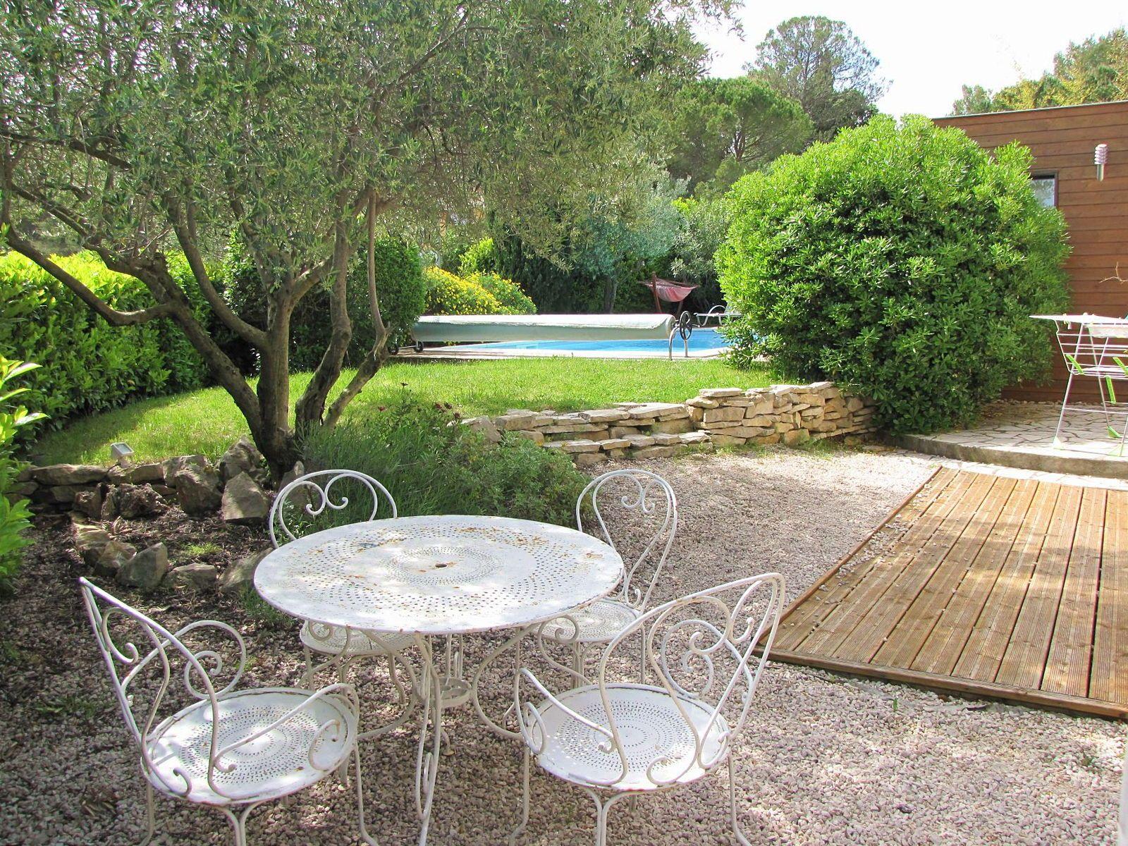 Loue villa avec piscine / 9couchages / proche Montpellier - Teyran (34)