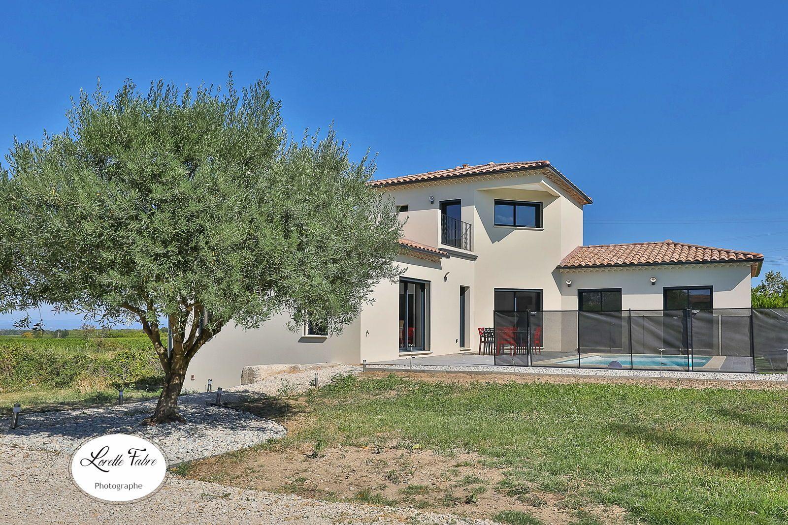 Loue villa De Vacances à Saint-Paul-les-Fonts dans le Gard 8couchages