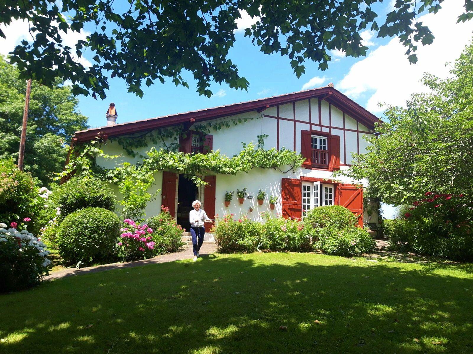 Loue grande maison basque proche Biarritz (64), 11couchages