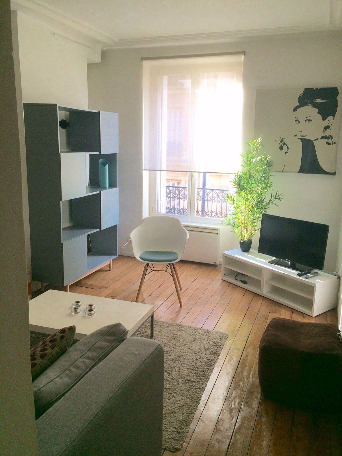 Loue charmant meublé T242m2Mairie Levallois Perret