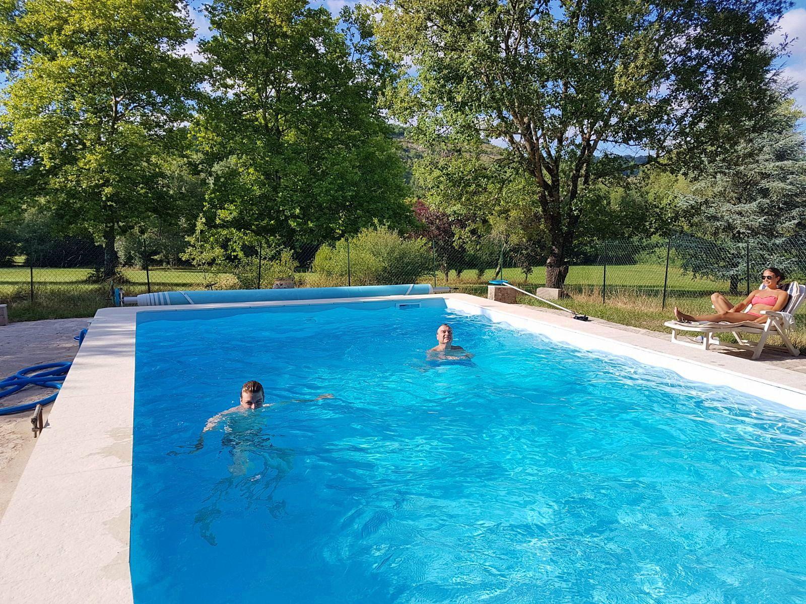 Loue gîte 6/7couchages avec piscine- à 4kms de Cordes sur Ciel - Vindrac-Alayrac (81)