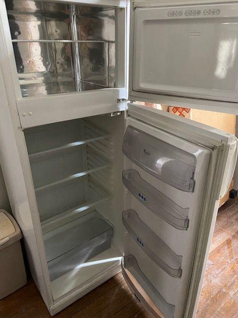 Réfrigérateur congélateur Whirlpool class A