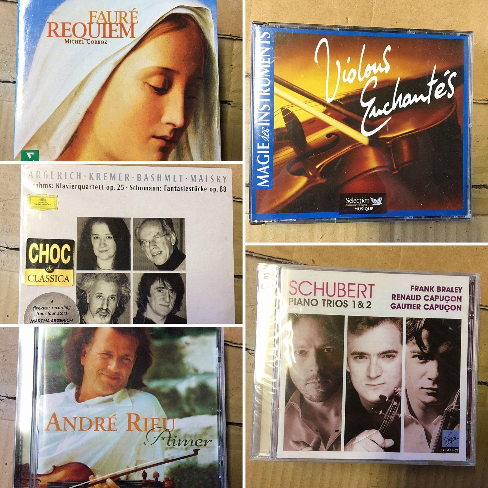 CD classique