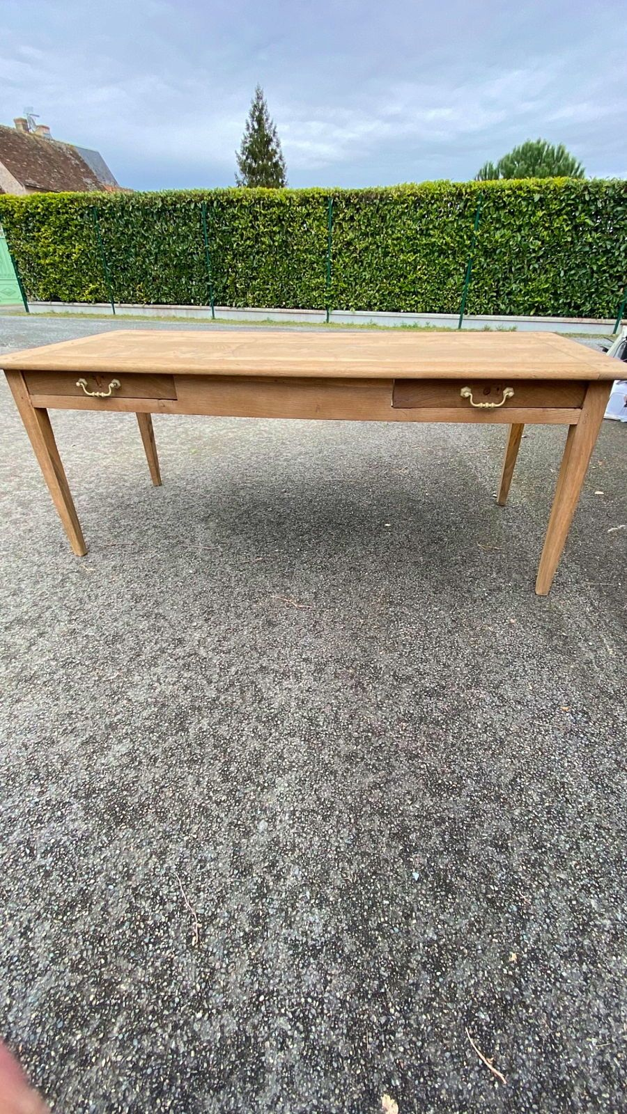 Vends belle table vendéenne