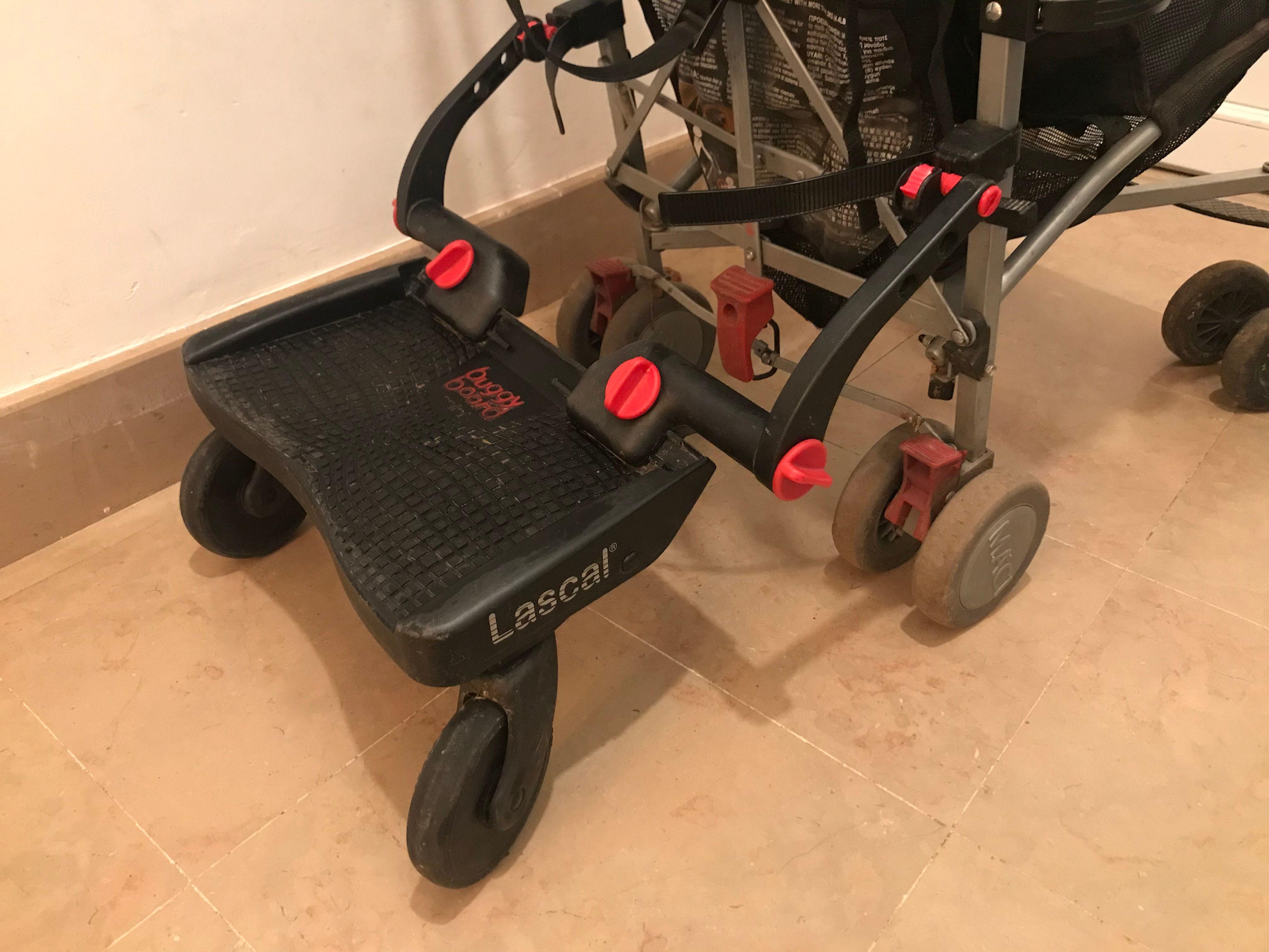 Vends Buggy Board Mini Lascal