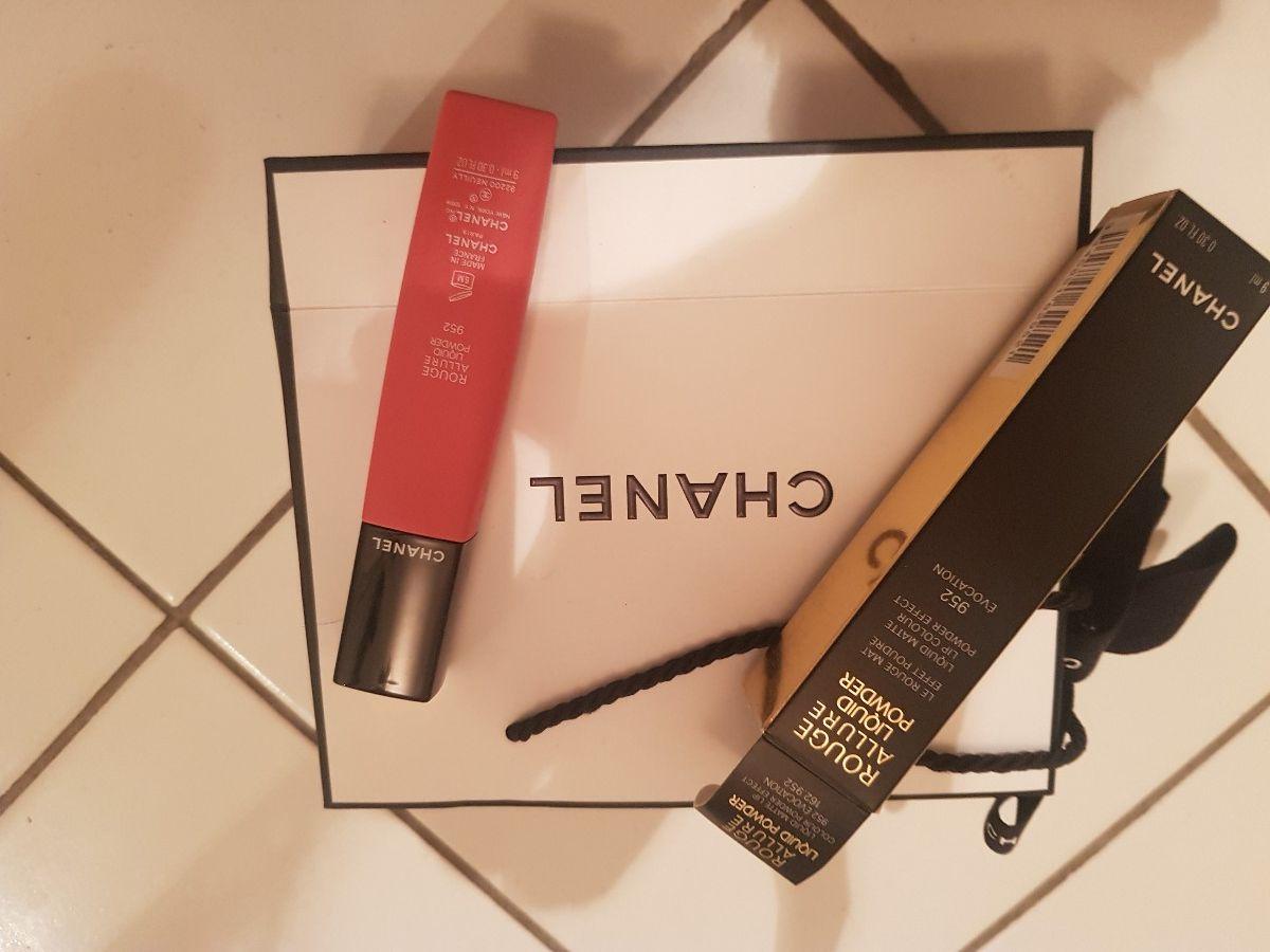 Vends rouge à lèvres Chanel neuf