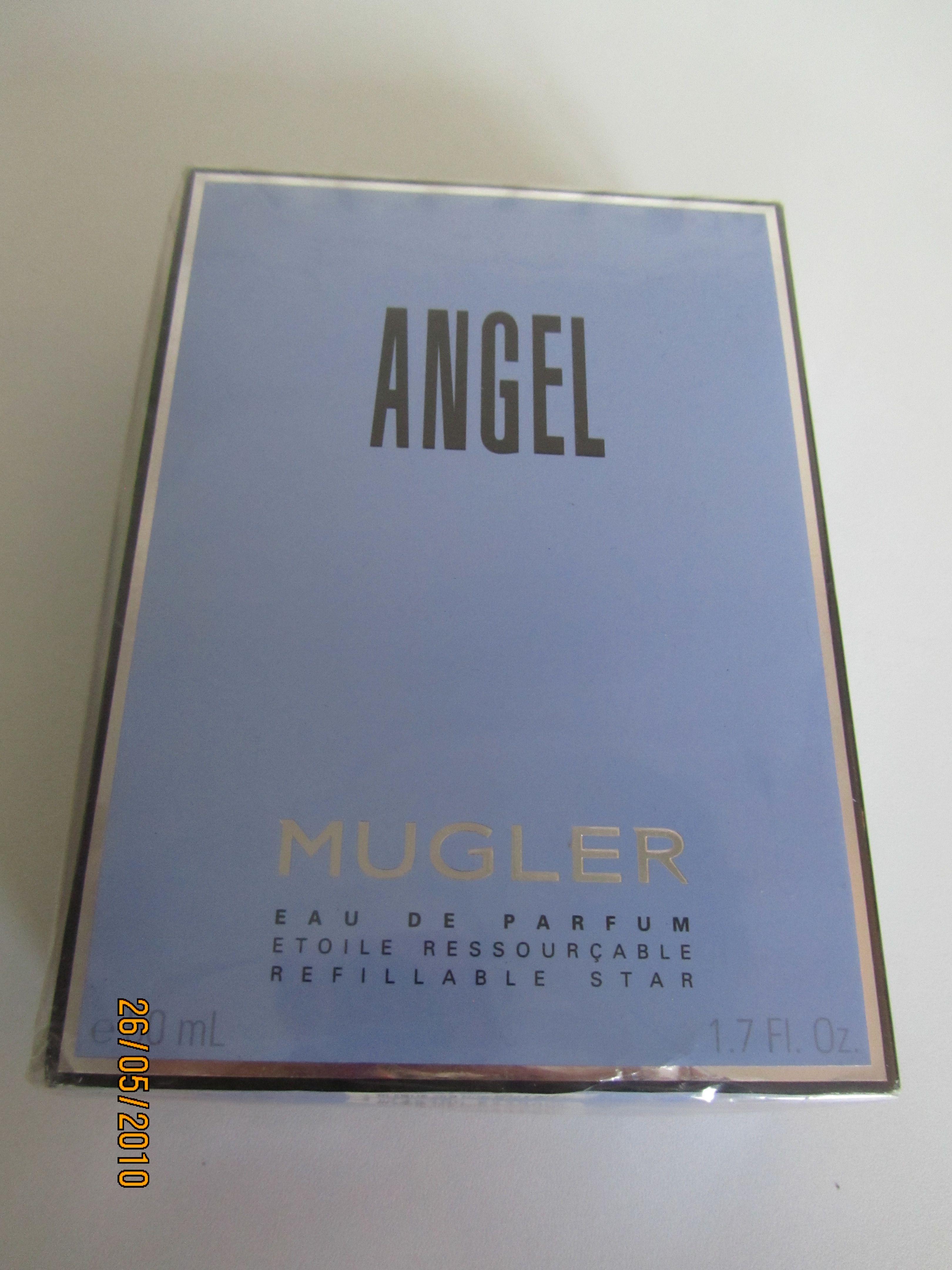 Angel Thierry Mugler Eau de parfum 50ml