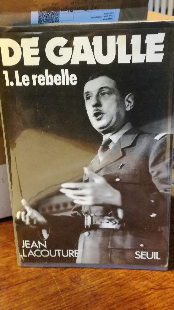 """Vends """"Discours et Messages"""" du Général de Gaulle 1946-1969"""