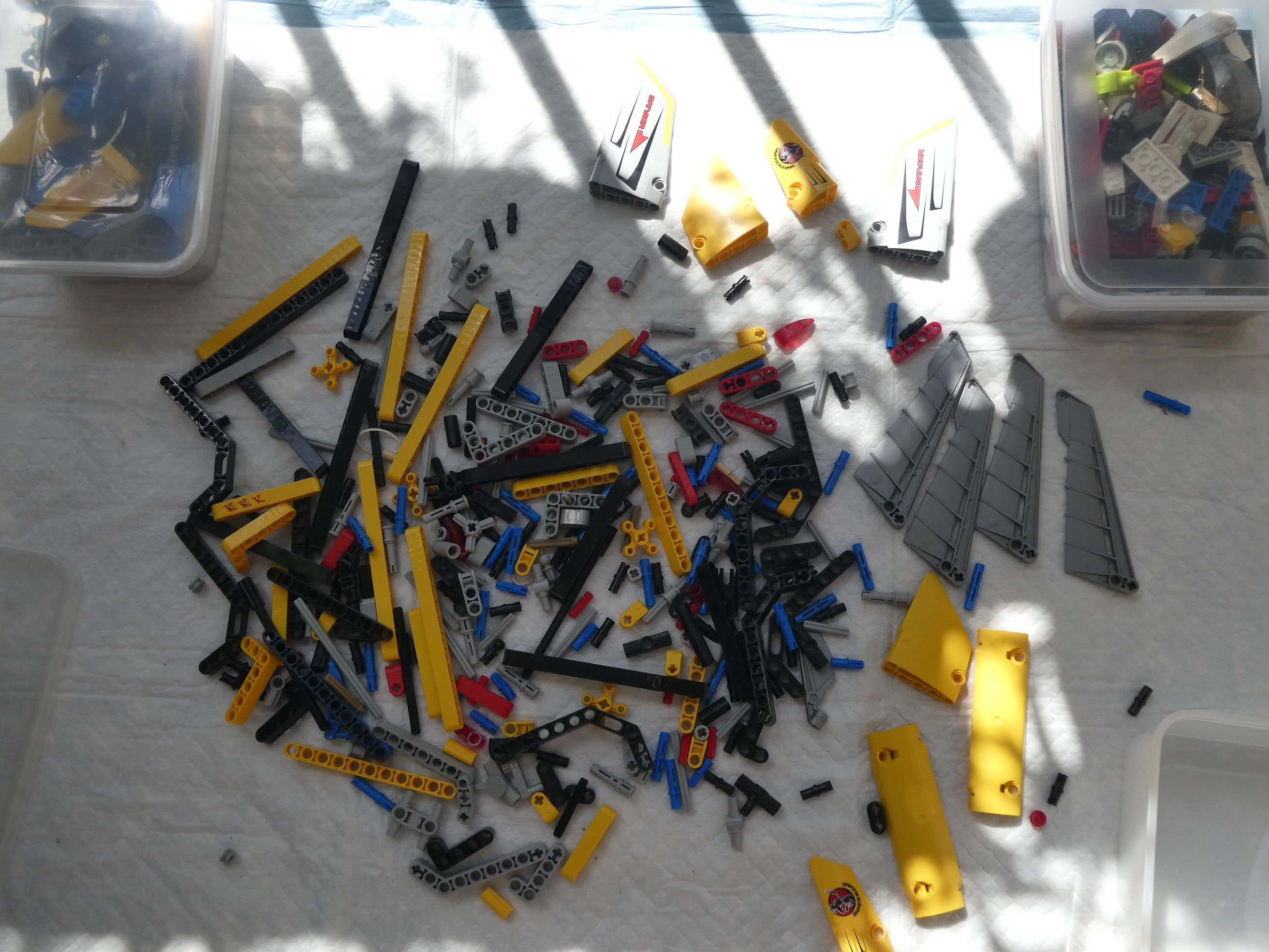Pièces LEGO en vrac