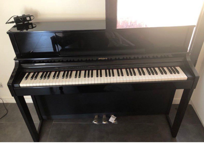 Piano numérique LX-7Roland et son banc