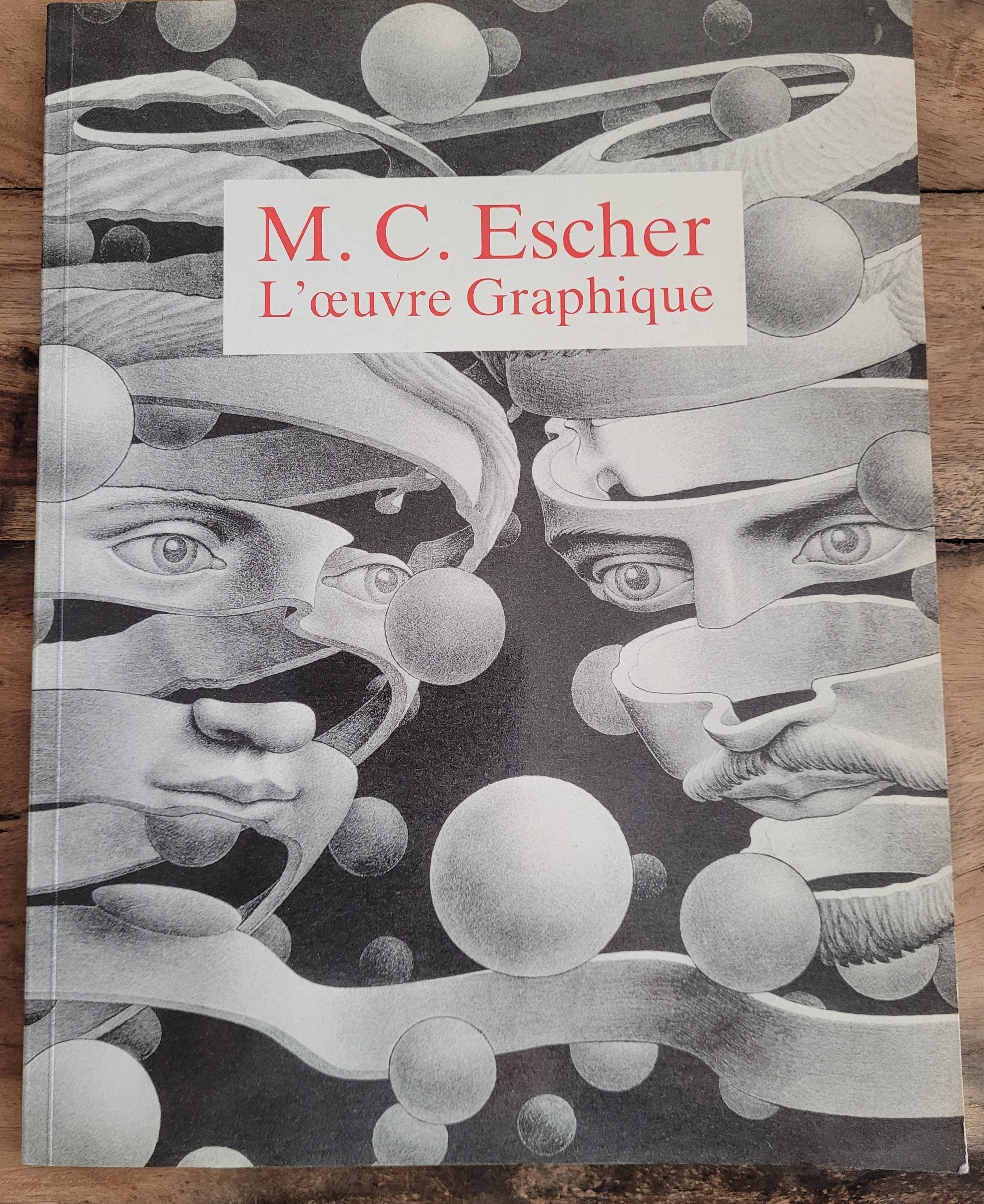 Vente livre Egon Schiele et M.C. Ecsher