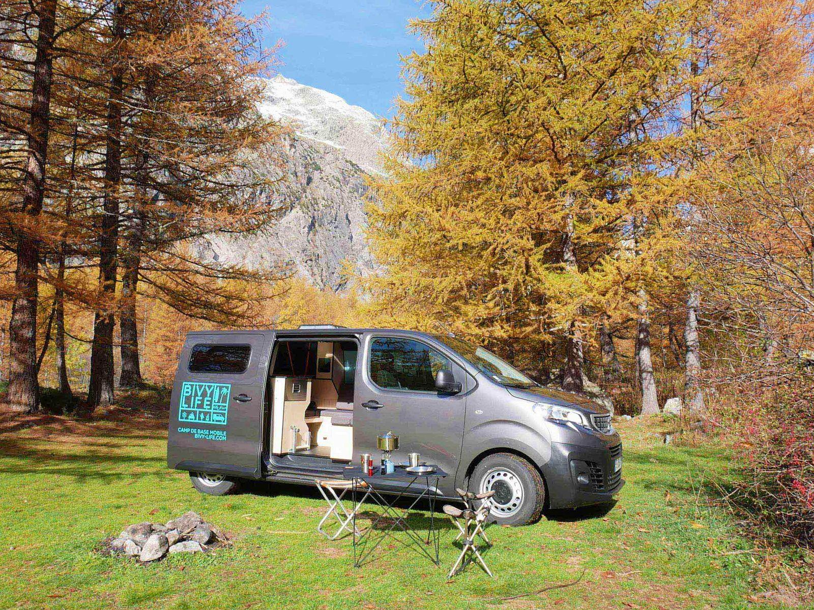 Propose aménagement fourgons, vans, camping cars