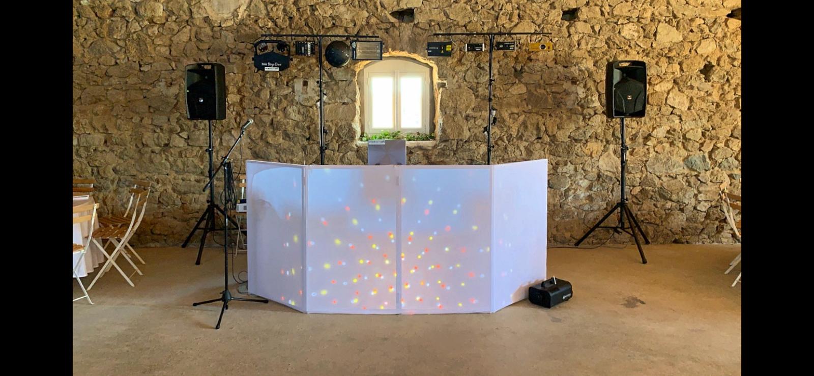 Propose service de DJ pour l'animation de vos soirées Valence (26000)