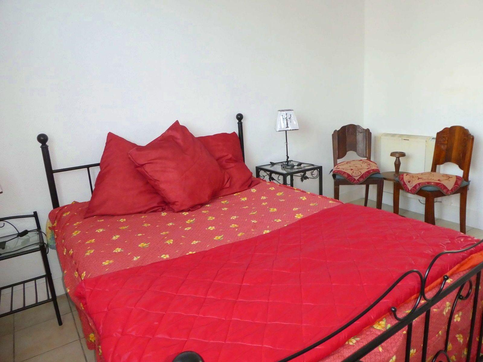 Loue à l'année un appartement meublé 3pièces à Barneville Carteret (50) - 40m²