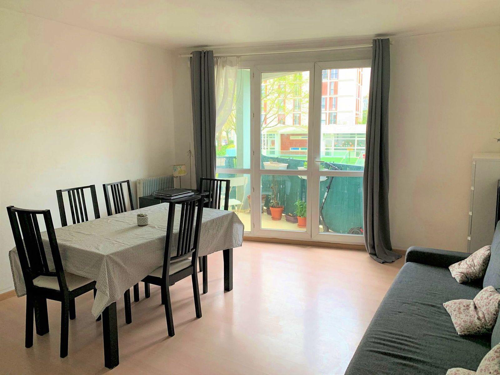 Vends Appartement Chaville 3pièce(s) 65.02m² balcon et box