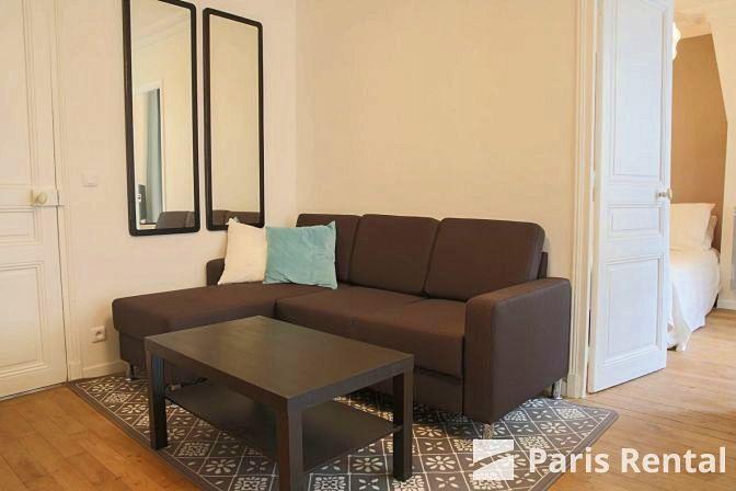 Loue appartement meublé, 1chambre 32m², Levallois-Perret (92)