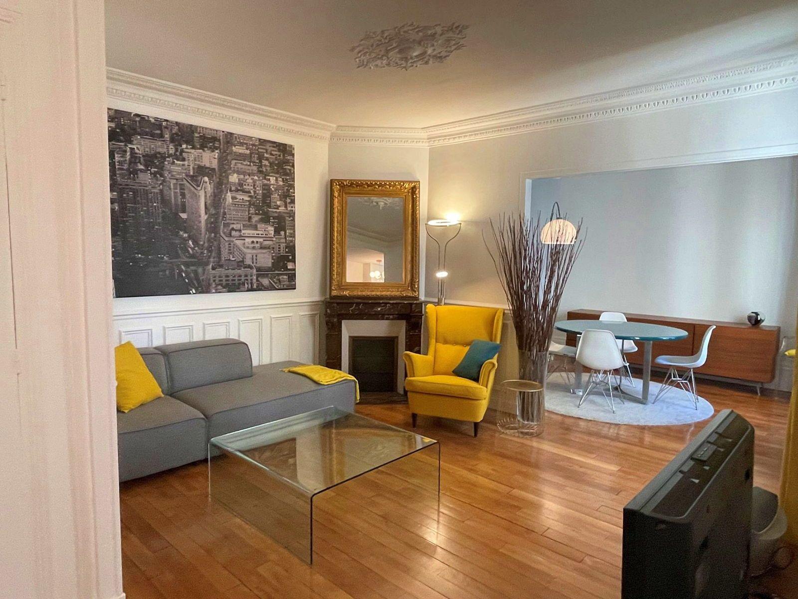 Loue Appartement meublé - 53m² - Courbevoie (92) Bécon les Bruyères