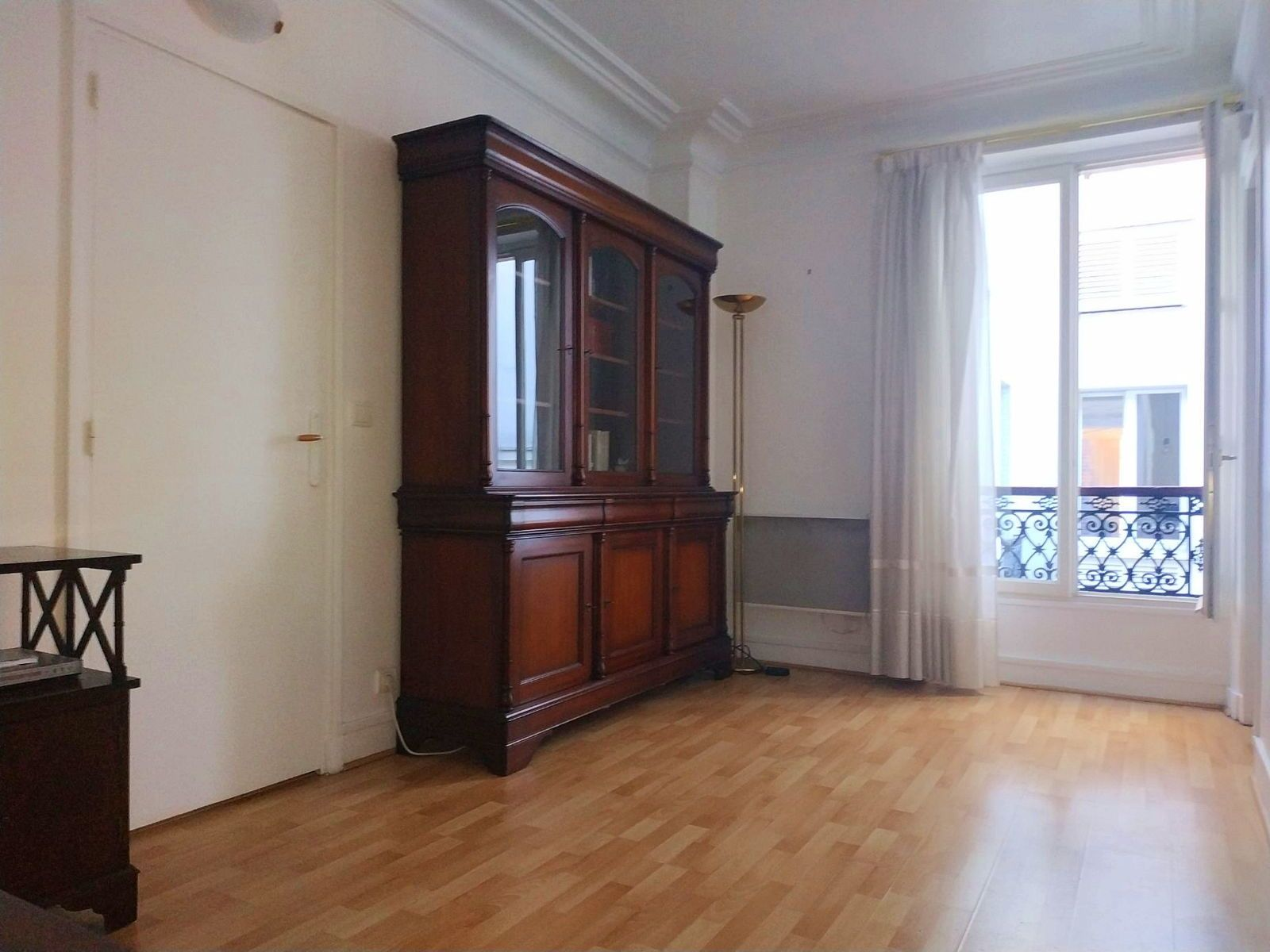 Loue bel appartement T2meublé à Levallois (92), calme et sécurisé