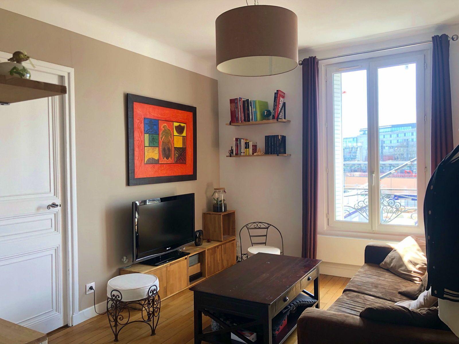 Vends Appartement 3P - 44m² à Montrouge