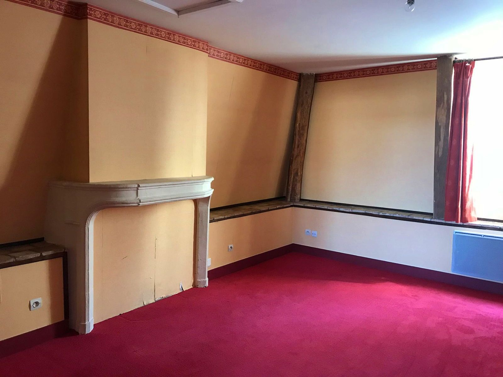 Loue appartement 3pièces, 72m², Le Mans (72) centre ville