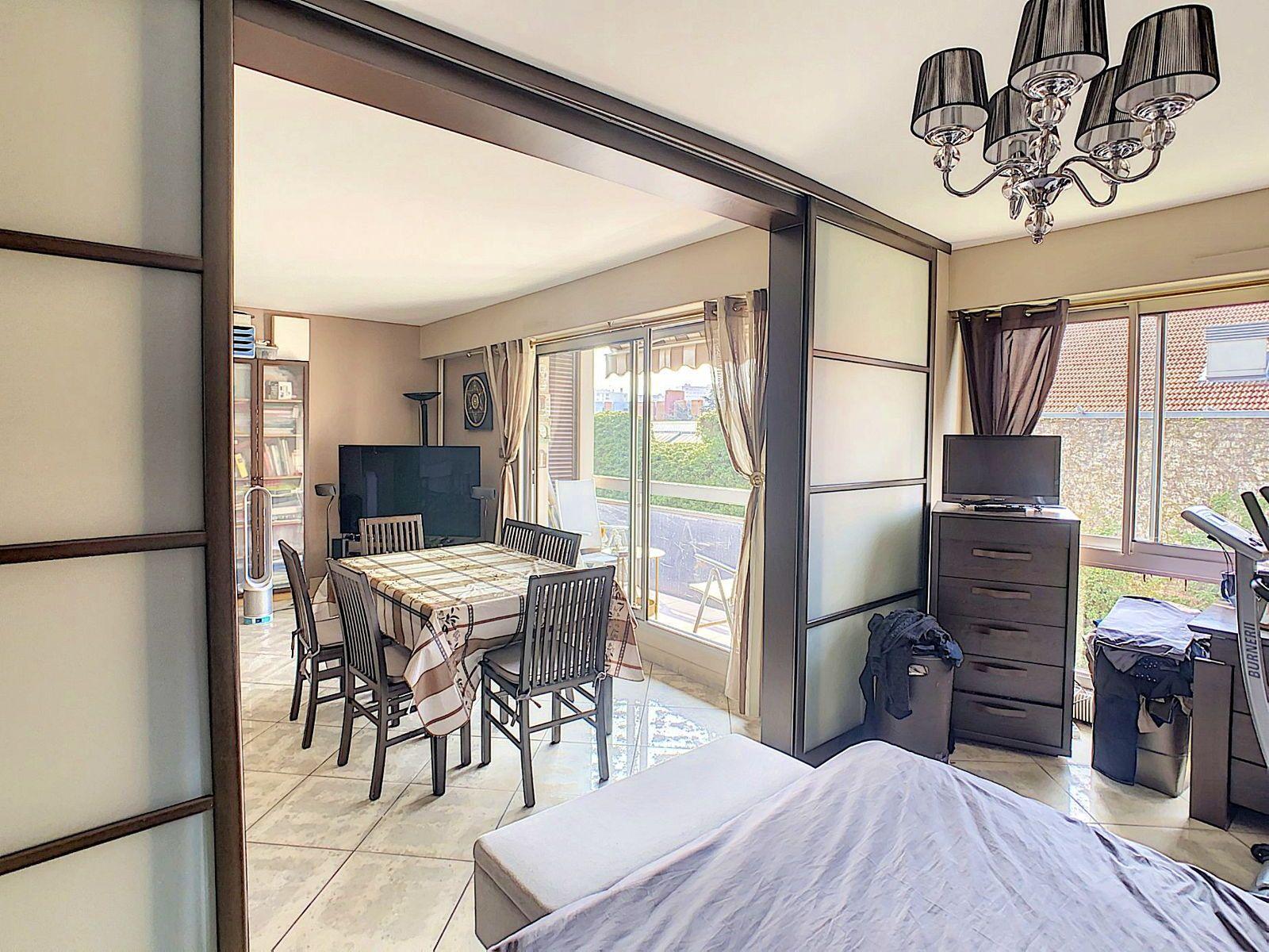Vends Appartement 4pièces et loggia - 87m² - Paris 19ème