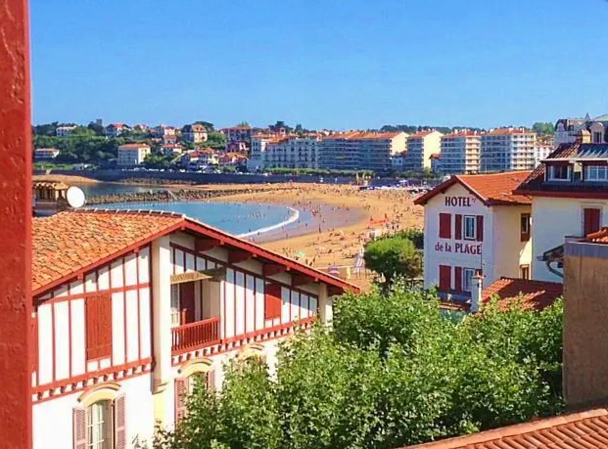 Loue appartement - 3chambres à Saint Jean de Luz (64) à 50m de la plage