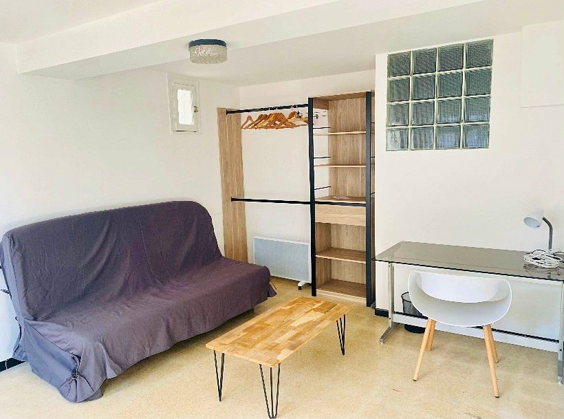 Loue appartement T1en rez-de-villa - 20m², Montpellier (34)