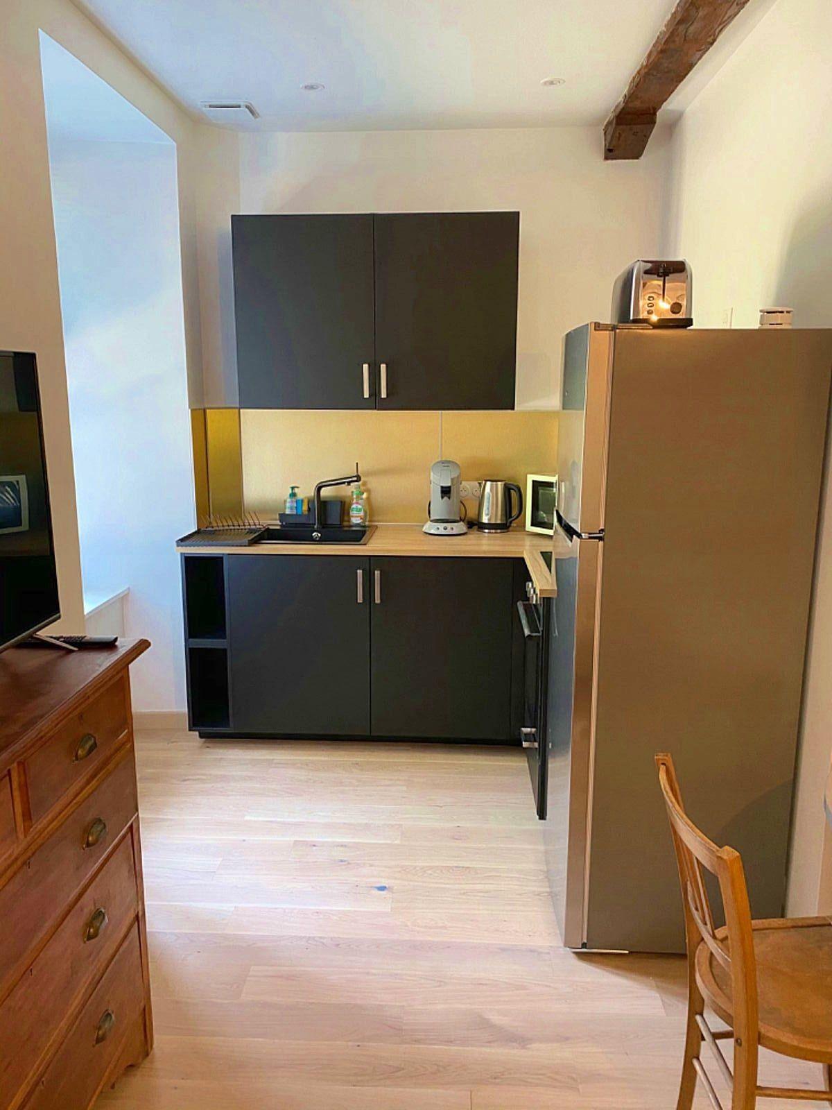 Loue appartements à Saint Malo, St Servan, mer et commerces à 5min - 2chambres