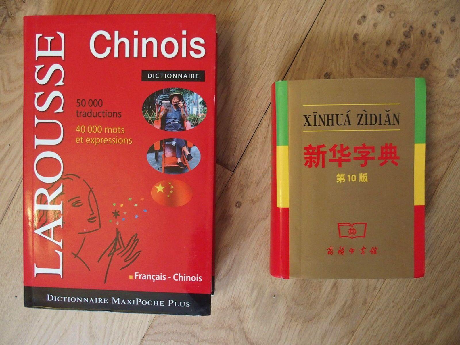 Pour apprendre le chinois